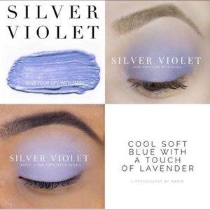 SilverViolet ShadowSense Creme to Powder Eyeshadow
